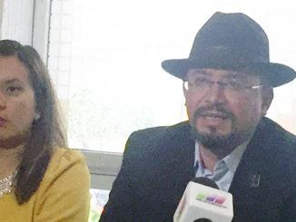 Omar Ortega líder del perredismo mexiquense confía en ganar.