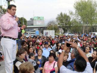 Urge rescatar el tejido social, dice Tomas Palomares Parra.