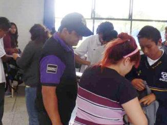 Operativo Mochila Segura en Tultitlán