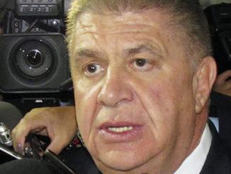 José Manzur Quiroga mantendrá vigilados a los escoltas privados