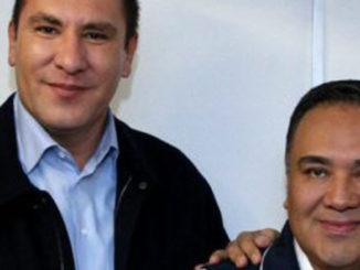 Rafael Moreno Valle y Ulises Ramírez