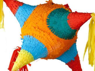 Las piñatas, artesanalmente hechas en Cuautitlán