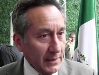 Raúl Chaparro, dirigente de la ASECEM