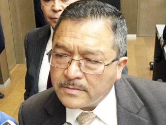 Victorino Barrios explicó la razón de la sanción