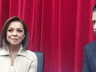 Josefina Vázquez Mota se reunió con estudiantes