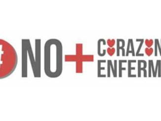 Solicitan apoyo con el Hashtag #No+corazonesEnfermos