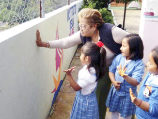 """Se llevan a cabo los """"Murales contra la violencia"""""""