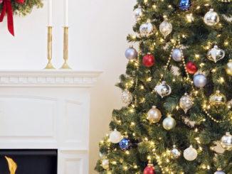 Los incendios se deben a que losárboles de Navidad de plástico o las series de luces no cumplen con los estándares de calidad