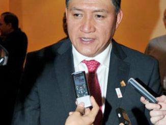 Alejandro Salas Martínez, delegado de la Cámara Nacional del Autotransporte de carga en el Valle de México