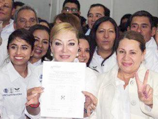 El PAN ganará en Atizapán, Ana Balderas