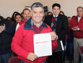 Sánchez Isidoro fue alcalde de Coacalco durante la administración 2013-2015