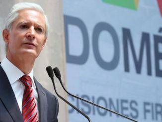 Obras como el Nuevo Aeropuerto Internacional de México, el Tren Interurbano México-Toluca y autopistas como el Arco Norte, se consolidan.