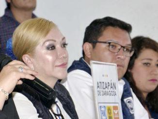Continúan sumándose políticos al proyecto de Ana Balderas