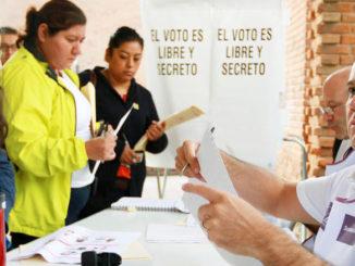 Son pocos los que se quieren involucrar en el proceso electoral de este año