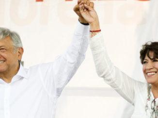 """""""Vamos a gobernar desde abajo y con la gente"""", advirtió López Obrador"""