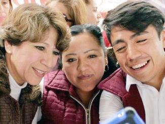 """Delfina Gómez indicó que """"la educación debe ser de calidad y no de cantidad"""""""