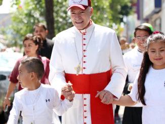 """Esta edición de la Gran Misión Católica tuvo como lema """"Ser Iglesia, es ser Misionero"""""""