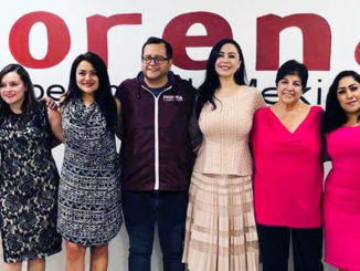 Patricia Durán Reveles va por la alcaldía con Morena