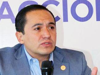 En el PAN pugnamos porque estas elecciones sean limpias y sobre todo pacíficas y con respeto, afirmó Oscar Cuevas