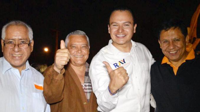 Raymundo Guzmán Corroviñas reconoció que sólo trabajando en equipo, con capacidad y honestidad