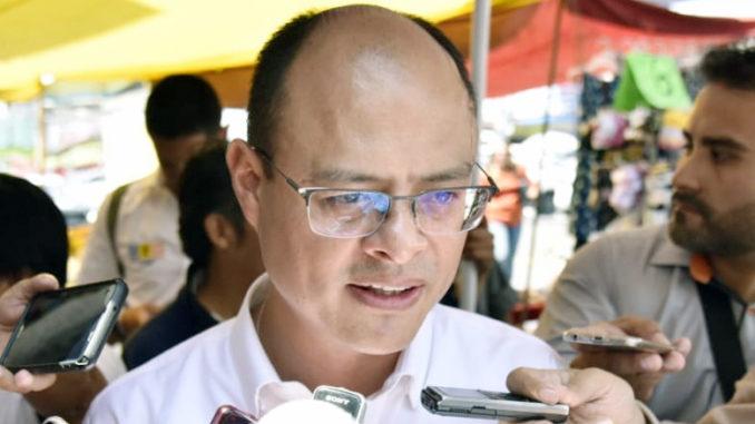 Alfredo Oropeza, candidato a la Alcaldía de Naucalpan por el PAN