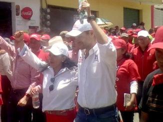 Arturo Martínez Alfaro, candidato del PRI para la alcaldía de Huixquilucan