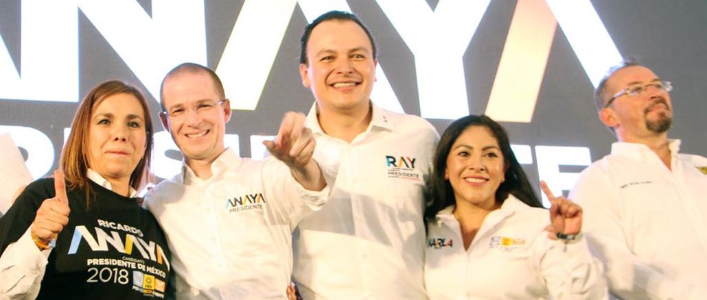 Puntero en las encuestas, el candidato de la coalición por el Estado de México al Frente, se perfila como el próximo alcalde.