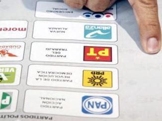 El no saber votar podría terminar con la anulación de la boleta