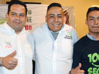 """""""En mi gobierno se va a terminar la represión o inculpar jóvenes por parte de la policía municipal"""", dijo Luis Manuel Orihuela"""