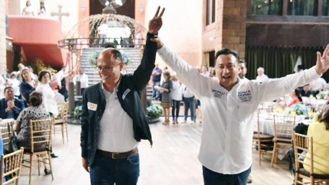 Oropeza dará continuidad a las obras y programas de la administración de Olvera
