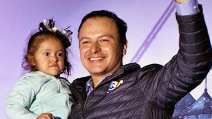 Raymundo Guzmán Corroviñas, candidato a presidente municipal de Cuautitlán Izcalli