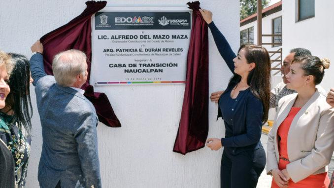 El Ayuntamiento de Naucalpan trabaja para brindar apoyos integrales a las mujeres.