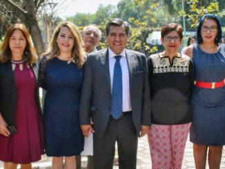 Ricardo Núñez Ayala reconoció la fortaleza y decisión con que luchan día a día las mujeres