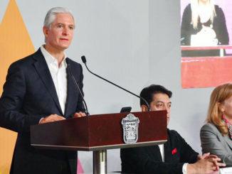 En el estado de México hemos asumido como nuestro principal reto y compromiso respetar, fortalecer los derechos de las mujeres, indicó el gobernador