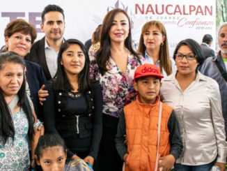 Patricia Durán Reveles, alcaldesa de Naucalpan, se comprometió a dar soluciones a las peticiones que le hicieron.
