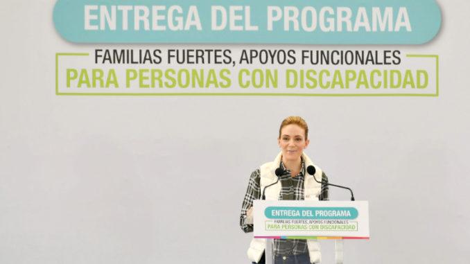 La ayuda tiene una inversión de 12 MDP, beneficiando a 42 municipios de la entidad.