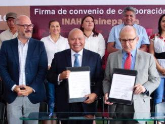 Tlalnepantla inicia la recuperación de la zona con miras a que Tenayuca se convierta en referencia cultural y turística del Valle de México
