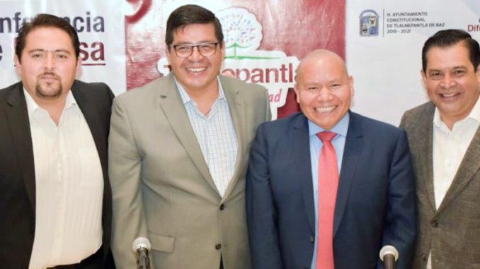 Raciel Pérez Cruz consideró que son tres puntos los prioritarios a debatir en la consulta: seguridad, movilidad y crecimiento urbano