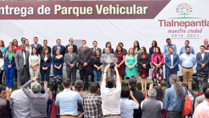 Nuestra ciudad merece un parque vehicular que resuelva los problemas y atienda la demanda de servicios públicos: Raciel Pérez Cruz