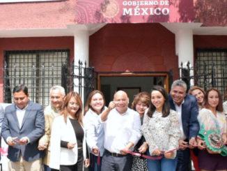 Aquí se gestionarán los programas 'Jóvenes Construyendo el Futuro', 'Beca Benito Juárez', entre otros.