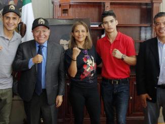 Esta función de box es para recordarles a los jóvenes que con trabajo y disciplina pueden alcanzar sus sueños: Raciel Pérez Cruz