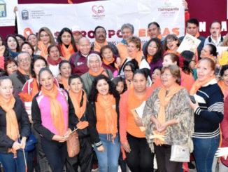 Trabajamos por un cambio de actitud en la sociedad y para mitigar la Alerta de Violencia de Género contra las Mujeres: Raciel Pérez Cruz