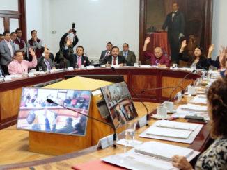 Raciel Pérez Cruz exhortó a respetar el Reglamento de Tránsito