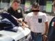 La rápida acción de los elementos de seguridad permitió la captura de uno de los asaltantes