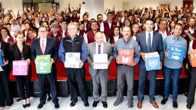 Todos debemos de ser promotores de educación ambiental: Raciel Pérez Cruz