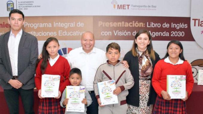 Apostamos a la educación y estoy convencido que este esfuerzo pronto se va a traducir en el incremento del promedio educativo: Raciel Pérez