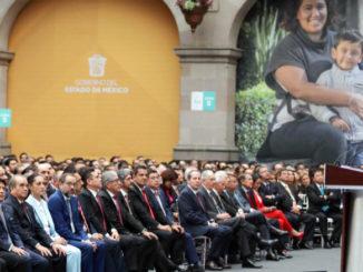 Emite Gobernador Alfredo Del Mazo un mensaje por motivo de su Segundo Informe de Resultados
