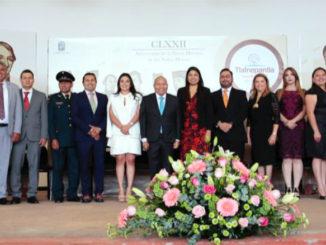 Hoy es una buena ocasión para celebrar y rendir homenaje a nuestro municipio: Raciel Pérez Cruz
