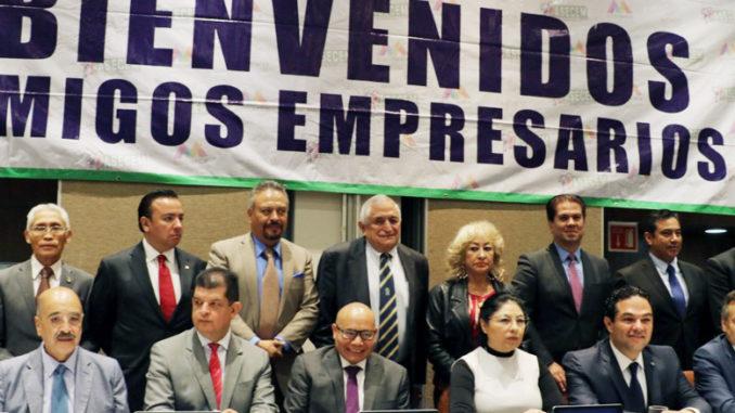 Me pongo los zapatos de los empresarios, que arriesgan su capital e invierten: Raciel Pérez