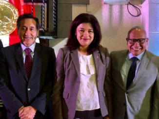 Raciel Pérez invitó a los empresarios a trabajar de la mano para erradicar los problemas que inhiben la economía